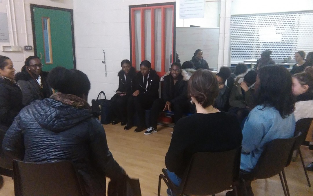 SPARK host Lambeth Youth Parliament candidates