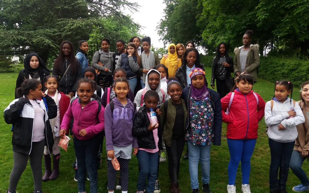 Half term trip to the Horniman Museum