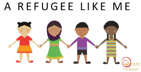 Join us and Wonder Foundation next week as we celebrate Refugee Week