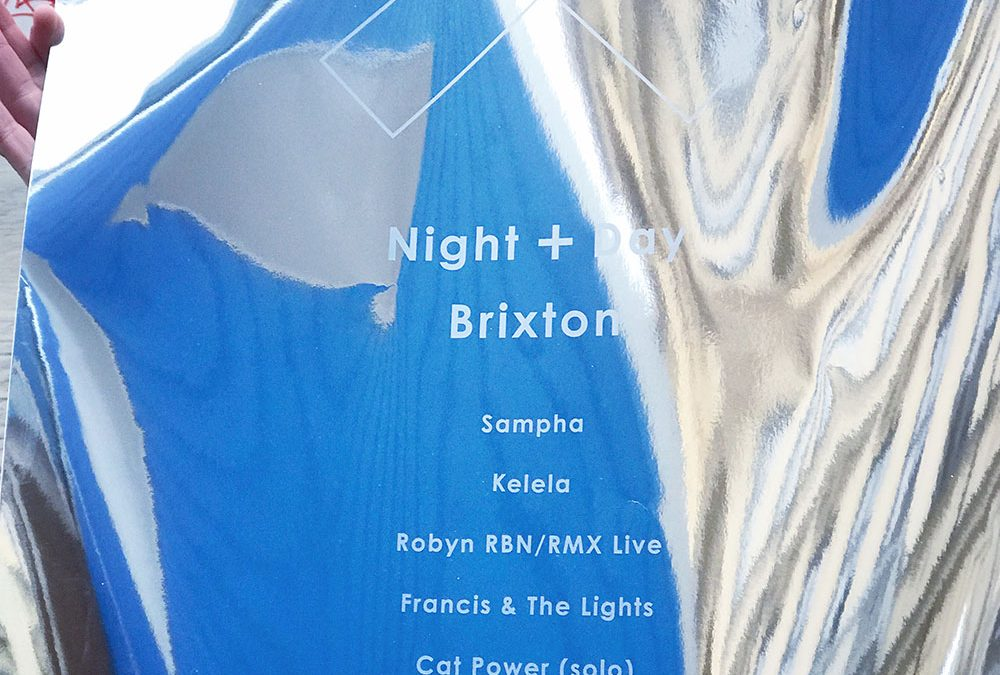 We're excited to be part of The xx's Night + Day Brixton Festival
