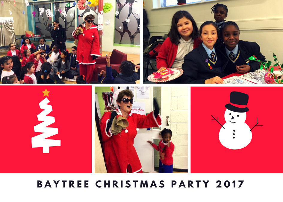 Christmas Fun and Games at Baytree