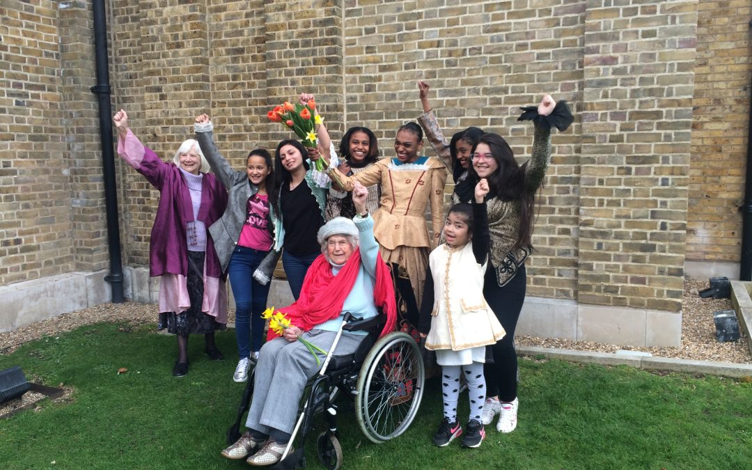 Reframing the Muse – Baytree Centre x Dulwich Picture Gallery