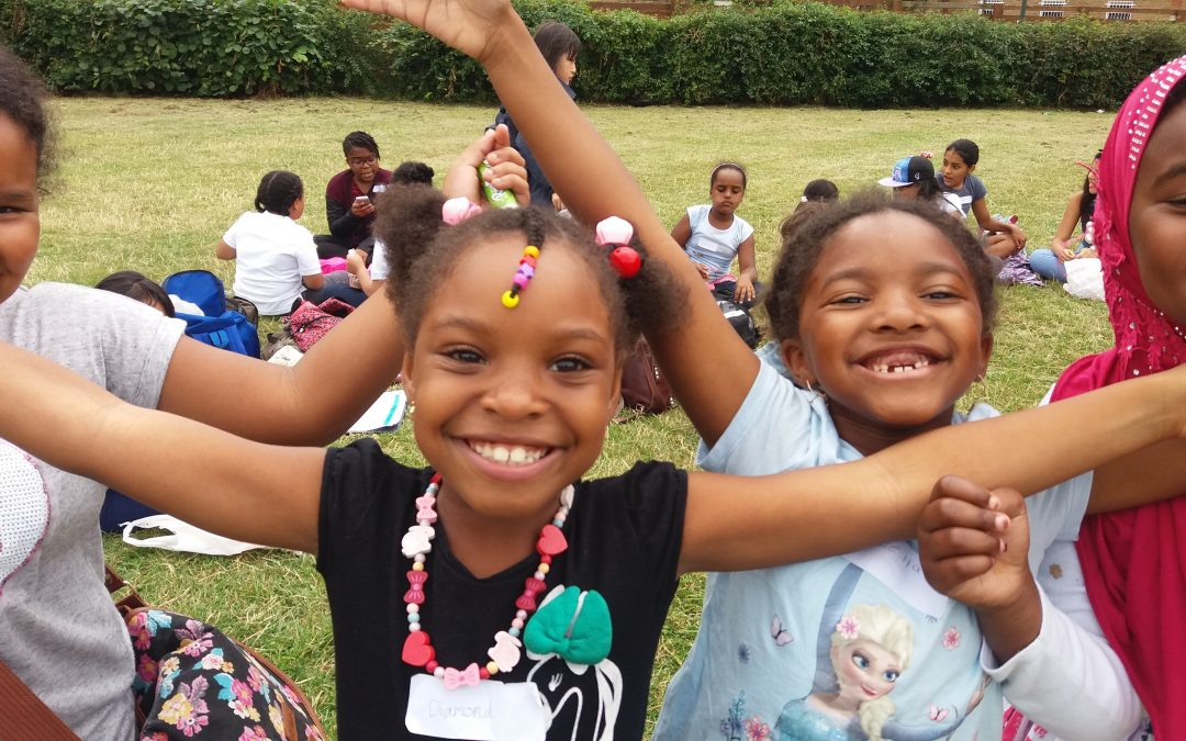 Help make summer memorable for girls in Lambeth!